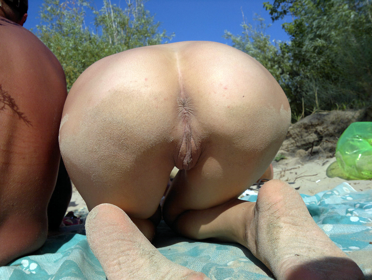 Naked pussy beach