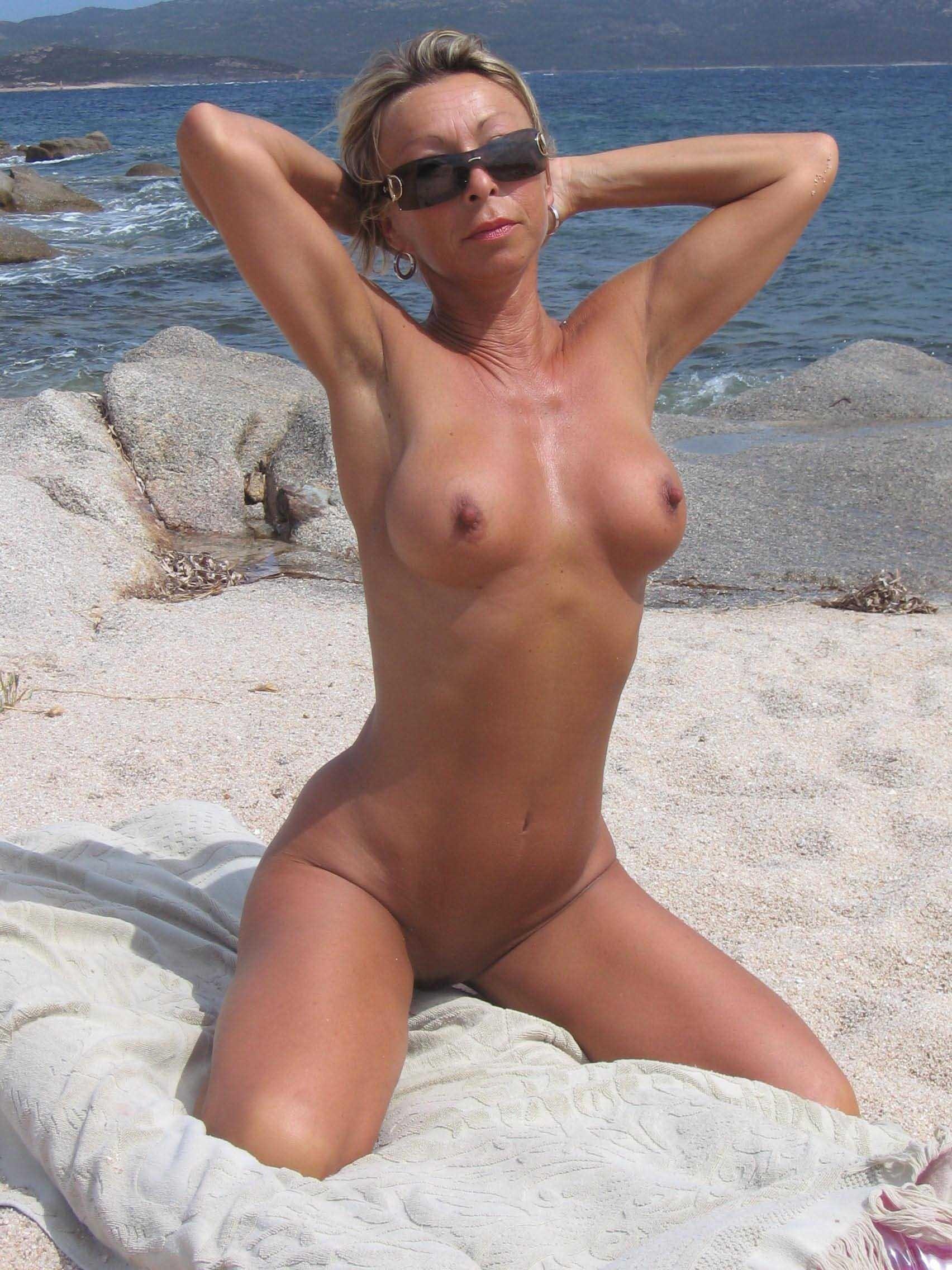 porn Outdoor beach